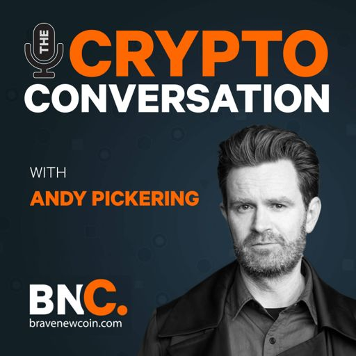 Cover art for podcast The Crypto Conversation