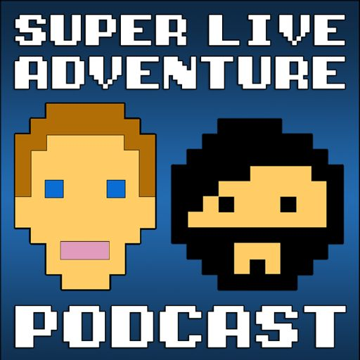 Cover art for podcast Super Live Adventure Podcast