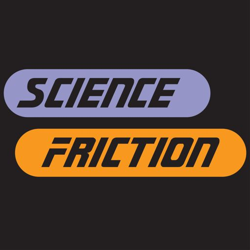 Cover art for podcast Science Friction