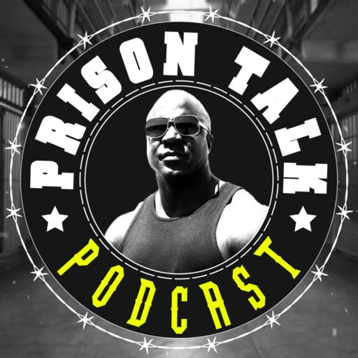 Cover art for podcast Prison Talk Podcast