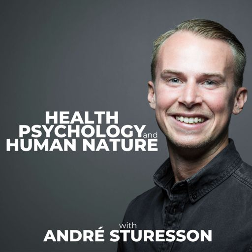 Cover art for podcast Health Psychology and Human Nature