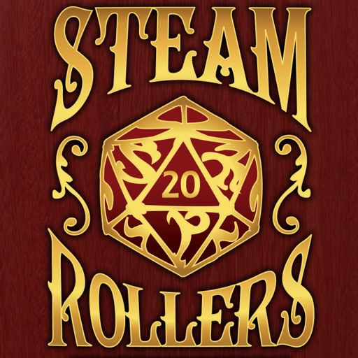 Cover art for podcast The Steam Rollers Adventure Podcast
