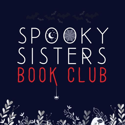 Cover art for podcast Spooky Sisters Book Club