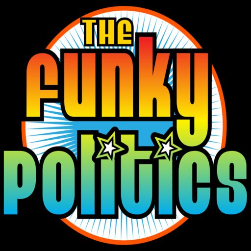 Cover art for podcast THE FUNKY POLITICS powered by KUDZUKIAN