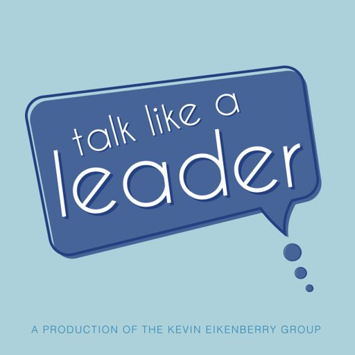 Cover art for podcast Talk Like a Leader