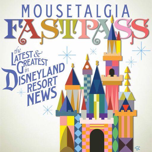 Cover art for podcast Dateline Mousetalgia - > Mousetalgia FastPass!