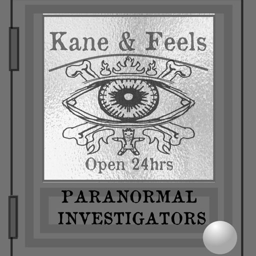 Cover art for podcast Kane and Feels: Paranormal Investigators