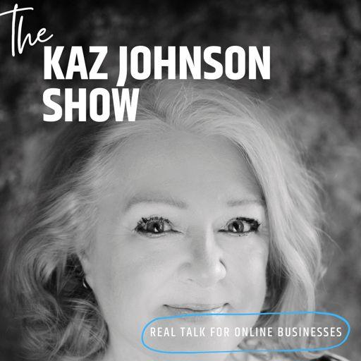 Cover art for podcast Kaz Johnson Show