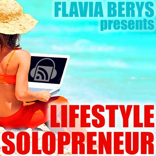 Cover art for podcast LIFESTYLE SOLOPRENEUR