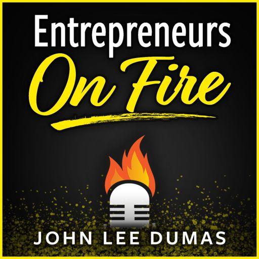Cover art for podcast Entrepreneurs on Fire Business Podcast