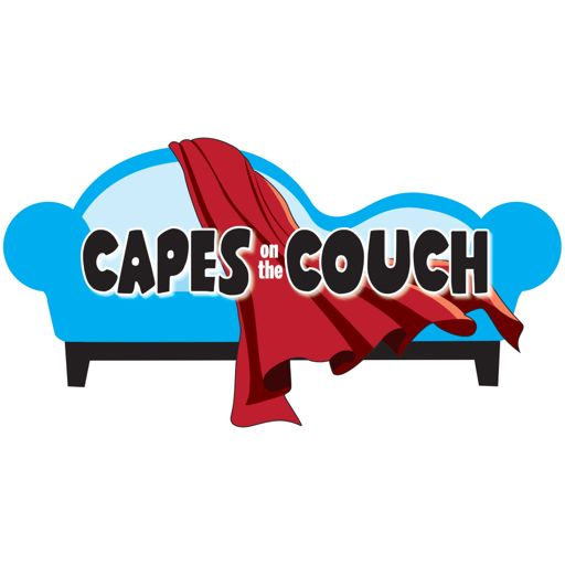 Cover art for podcast Capes On the Couch - Where Comics Get Counseling