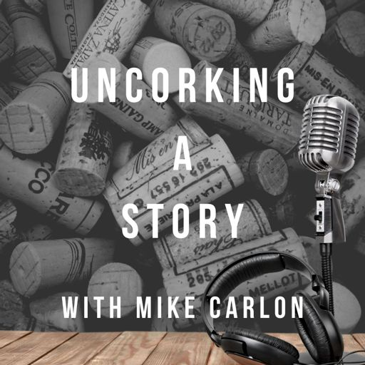 Cover art for podcast Uncorking a Story