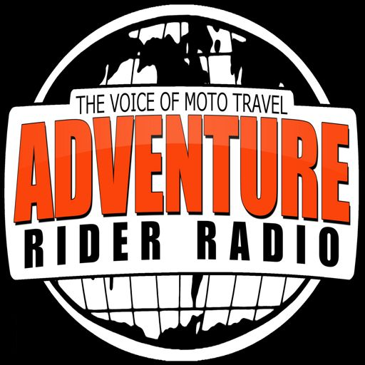 Cover art for podcast Adventure Rider Radio Motorcycle Podcast