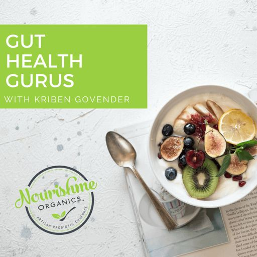 Cover art for podcast Gut Health Gurus Podcast