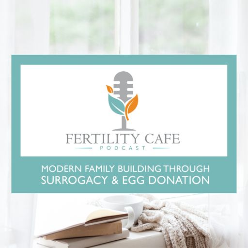 Cover art for podcast Fertility Cafe