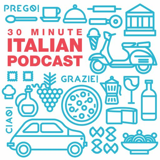 Cover art for podcast 30 Minute Italian