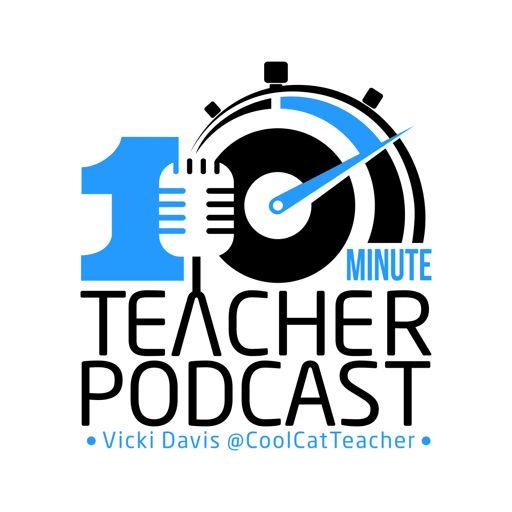 Cover art for podcast 10 Minute Teacher Podcast