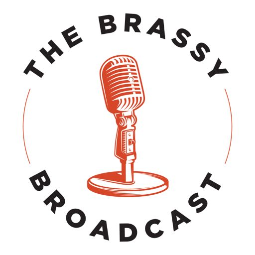 Cover art for podcast The Brassy Broadcast with Jen Edds