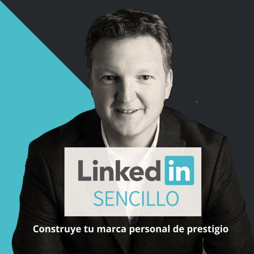 Cover art for podcast LinkedIn sencillo