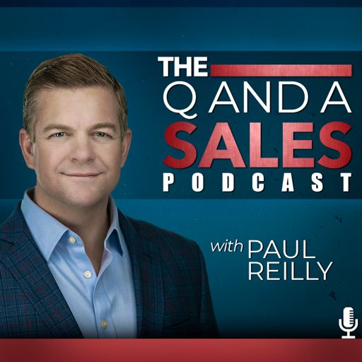 Cover art for podcast The Q and A Sales Podcast