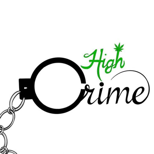 Cover art for podcast High Crime Pod