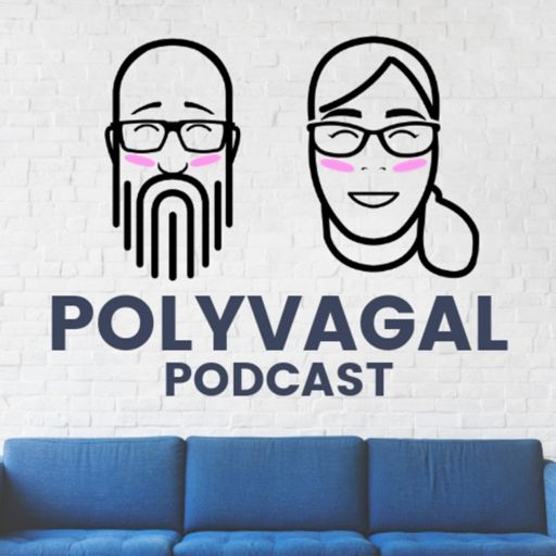 Cover art for podcast Polyvagal Podcast