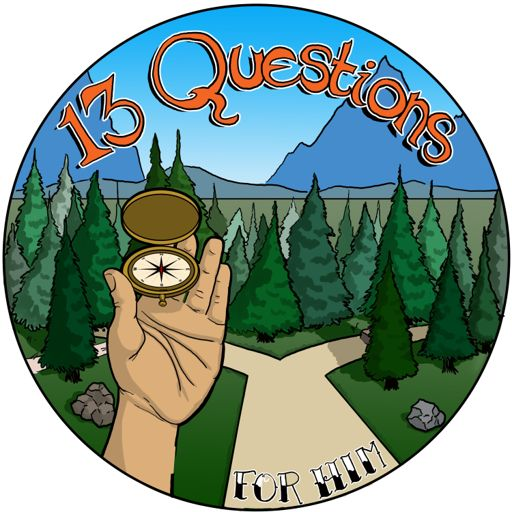 Cover art for podcast 13 Questions podcast