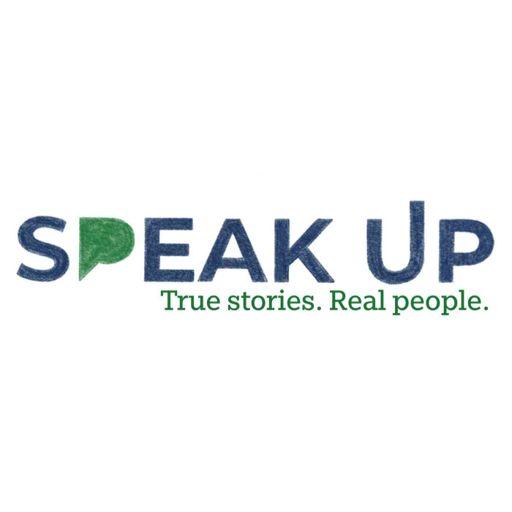 Cover art for podcast Speak Up Storytelling