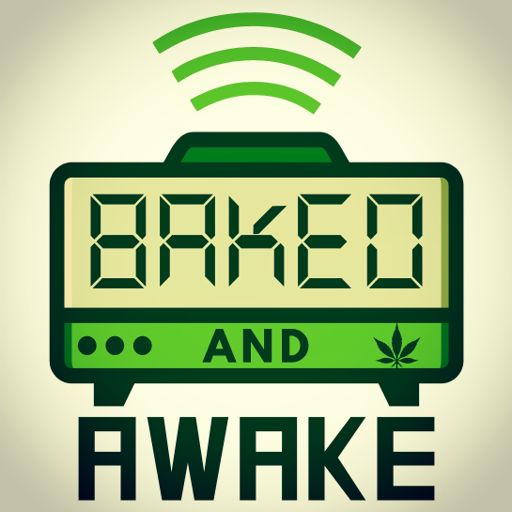Cover art for podcast Baked and Awake