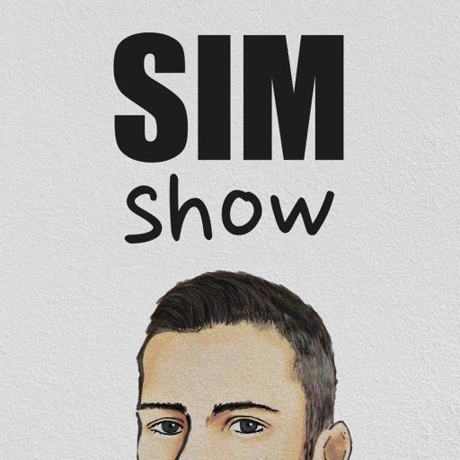 Cover art for podcast Sim Show with Simone Salis