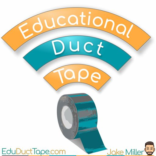 Cover art for podcast Educational Duct Tape