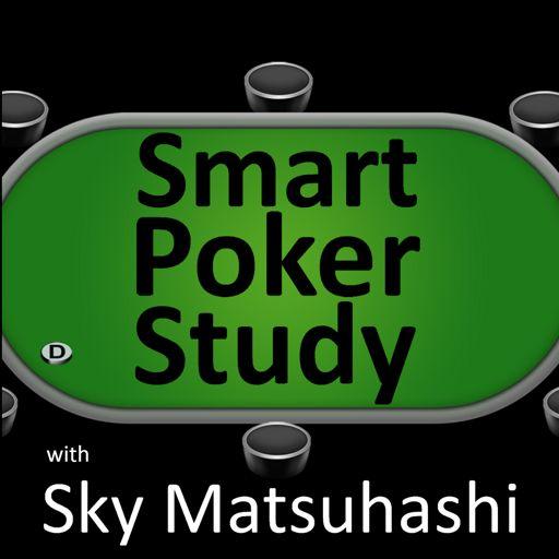 Cover art for podcast Smart Poker Study Podcast