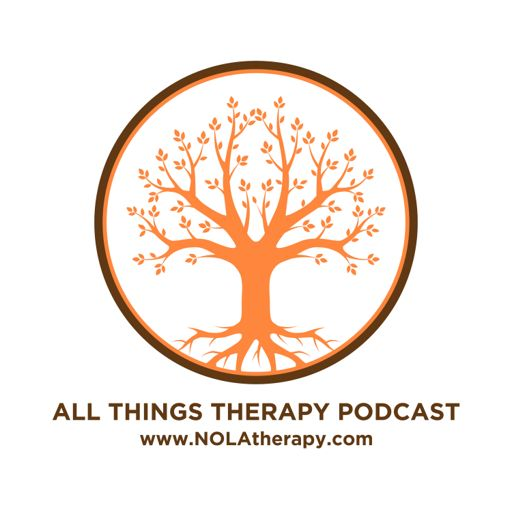 Cover art for podcast All Things Therapy