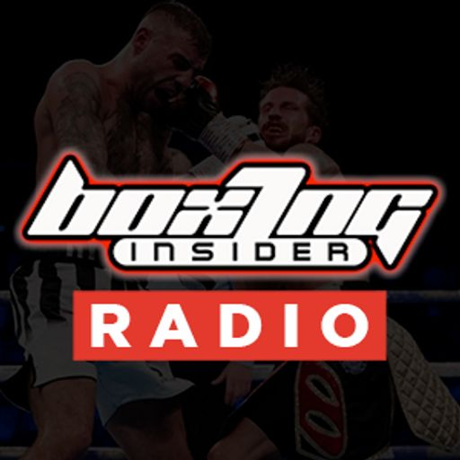 Cover art for podcast Boxing Insider.com Radio