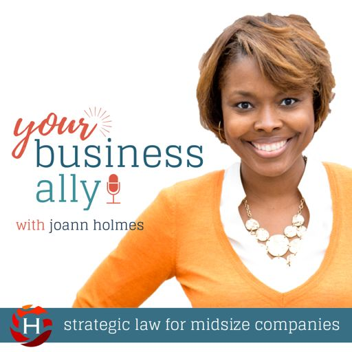Cover art for podcast Your Business Ally