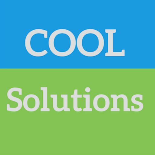 Cover art for podcast Cool Solutions