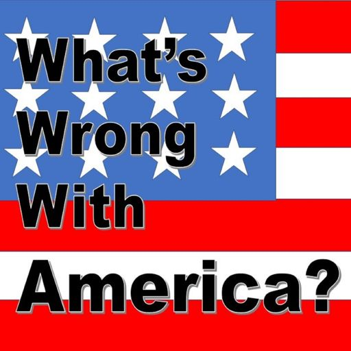 Cover art for podcast What's Wrong With America?