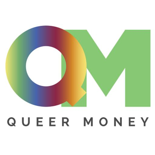 Cover art for podcast Queer Money