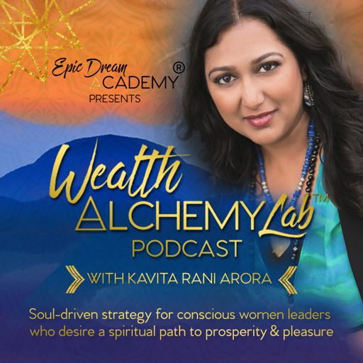 Cover art for podcast Wealth Alchemy Lab