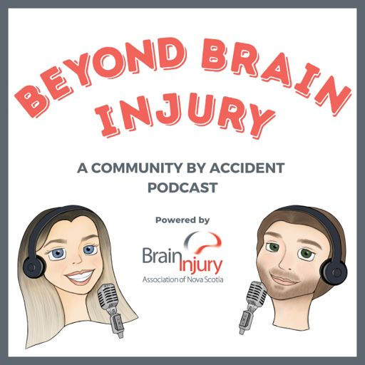 Cover art for podcast Beyond Brain Injury - A Community By Accident Podcast