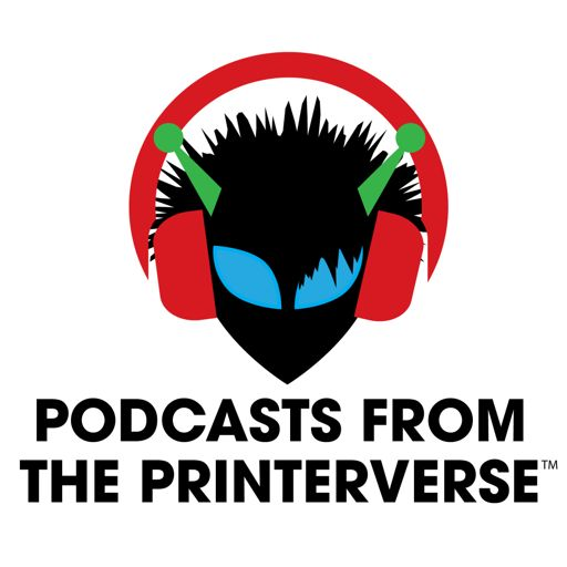 Cover art for podcast Podcasts From The Printerverse