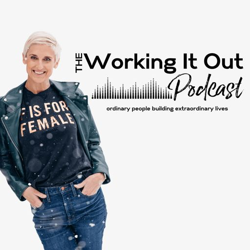 Cover art for podcast Working it Out with Julie Voris
