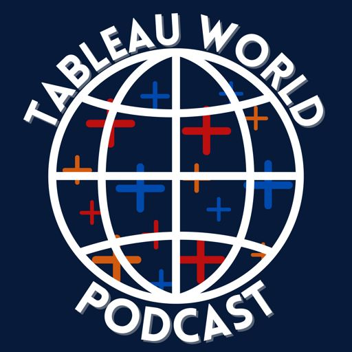 Cover art for podcast The Tableau World Podcast