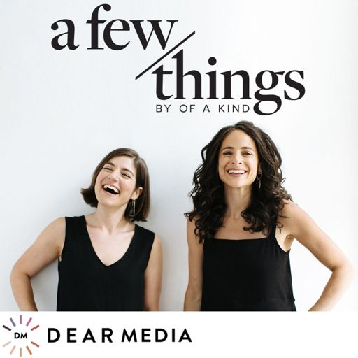 Cover art for podcast A Few Things with Claire and Erica