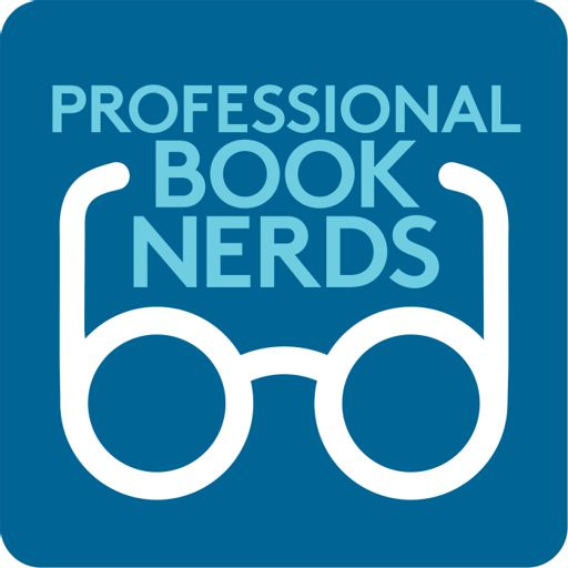 Cover art for podcast Professional Book Nerds