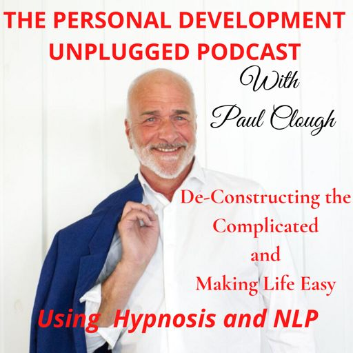 Cover art for podcast The Personal Development Unplugged Podcast