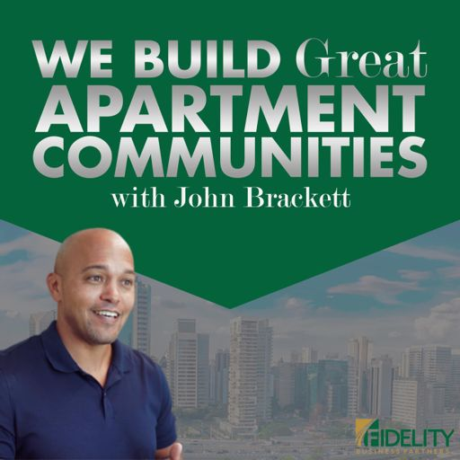 Cover art for podcast We Build Great Apartment Communities