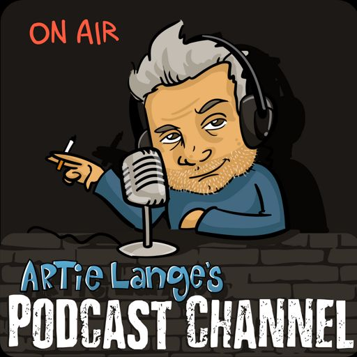 Cover art for podcast Artie Lange's Podcast Channel