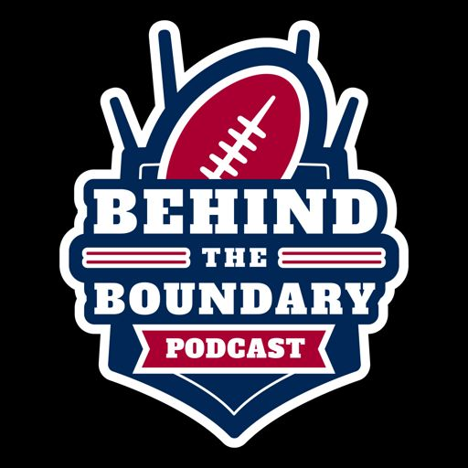 Cover art for podcast AFL Behind The Boundary Podcast