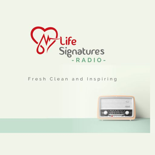 Cover art for podcast Life Signatures Radio